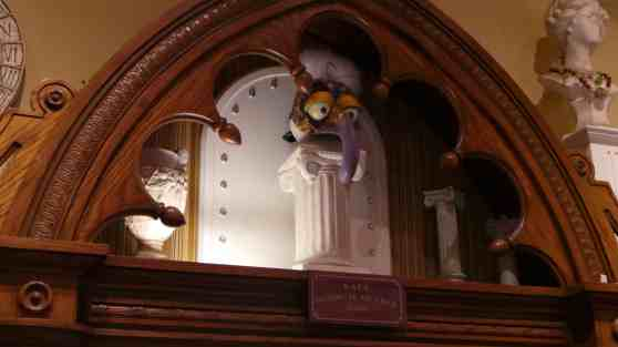 Muppet Epcot Mission