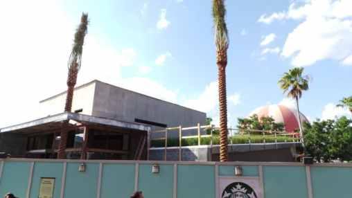 Downtown Disney West Side Starbucks