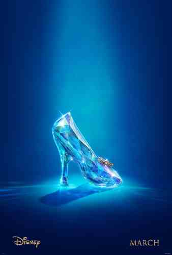 Cinderella live action poster