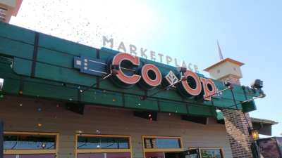 Marketplace Co-Op Grand Opening
