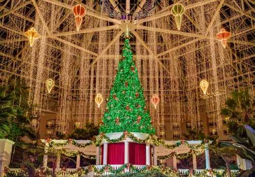 Gaylord Palms Christmas