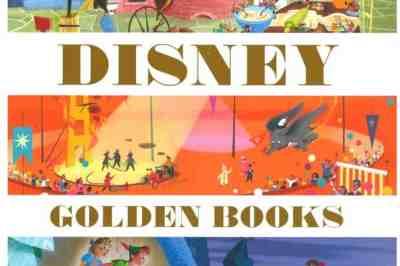 The Art of the Disney Golden Books