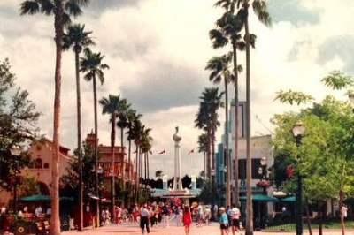 Vintage Disney-MGM Studios