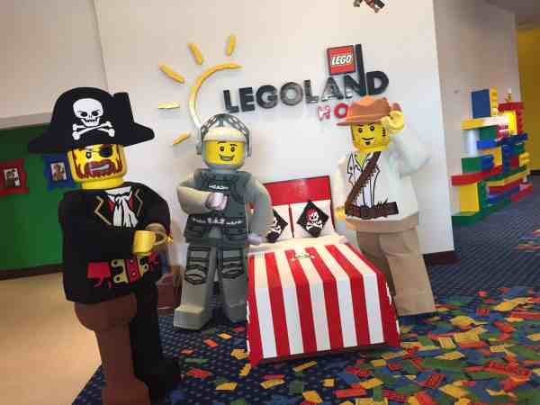 Legoland Hotel Check-in