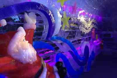 Gaylord Palms ICE! 2015
