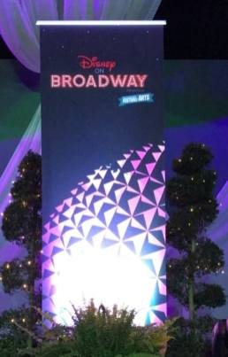 Epcot Festival of the Arts Broadway