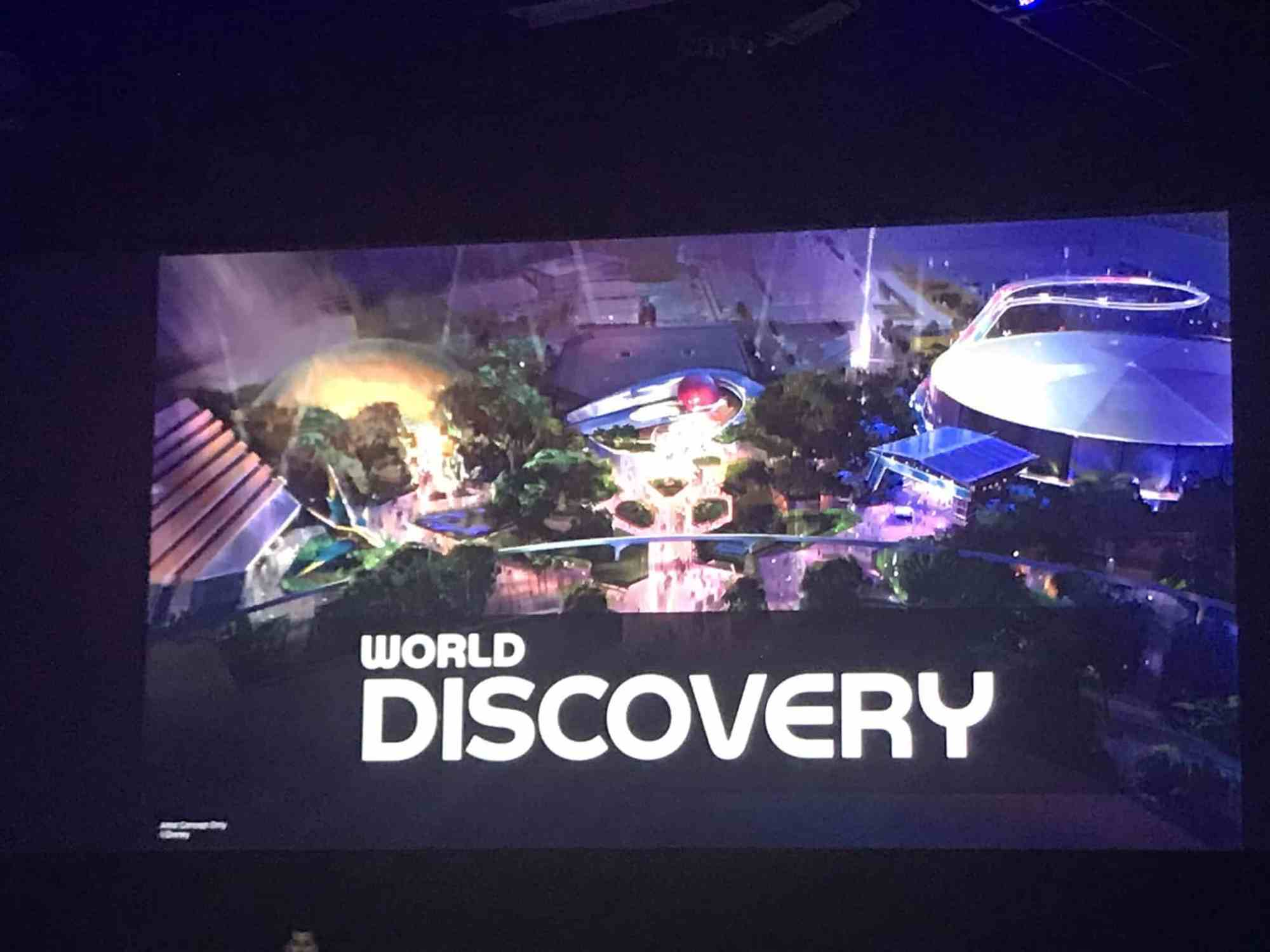 World Discovery EPCOT
