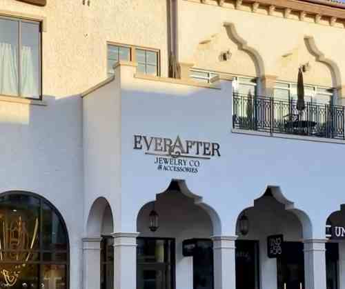 Ever After Jewelry Disney Springs