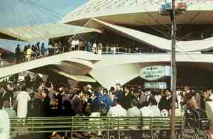 Progressland pavilion at the 1964 World's Fair - a Walt Disney Production