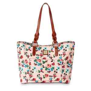 Disney Dooney and Bourke Mickey and Minnie Floral