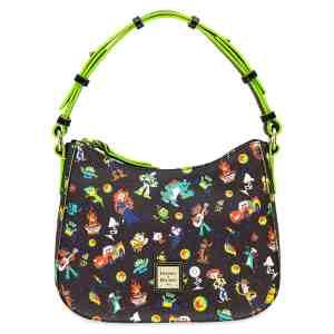 Disney Dooney and Bourke Pixar hobo bag