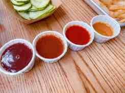 Regal Eagle bbq sauces