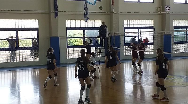 Αγώνας Βόλεϊ κοριτσιών 5-3-20 (1)