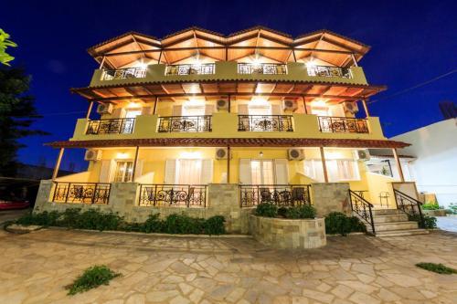 Front Balconies & Terraces