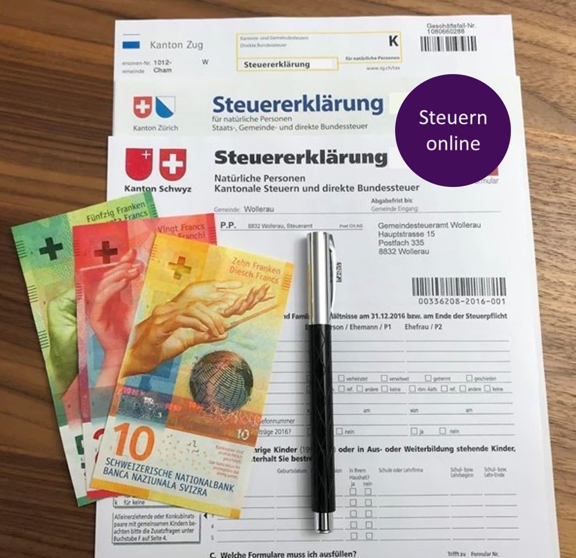 Treuhand Dienstleistungen & Steuerberater in Zug - Zanuco Treuhand