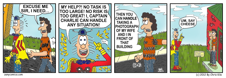 Captain Charlie