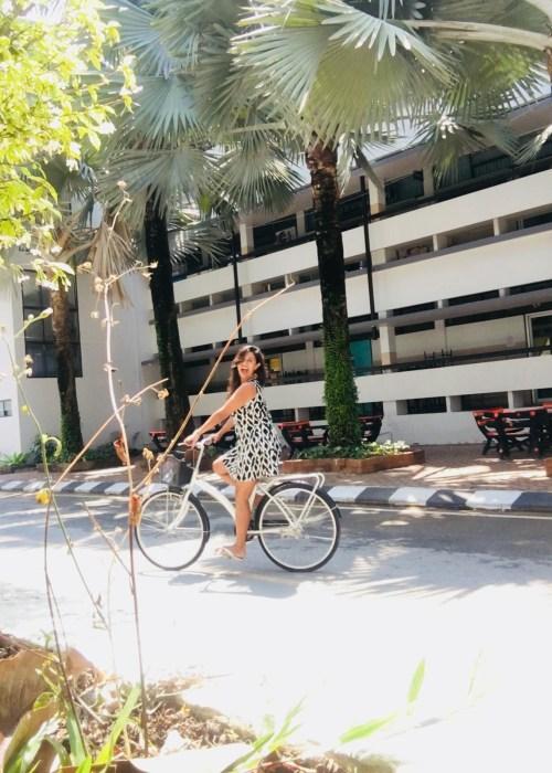 Andar de Bicicleta em Viagem