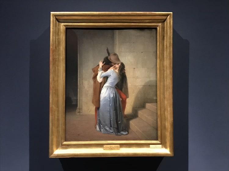O Beijo de Hayez