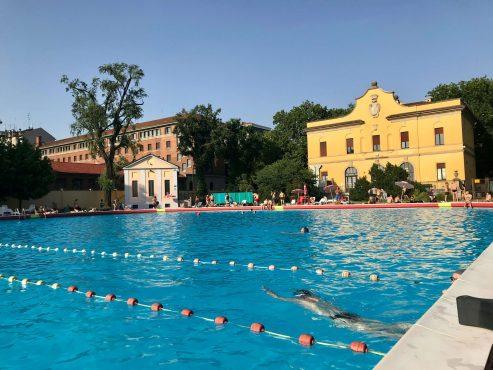 Verão na Itália