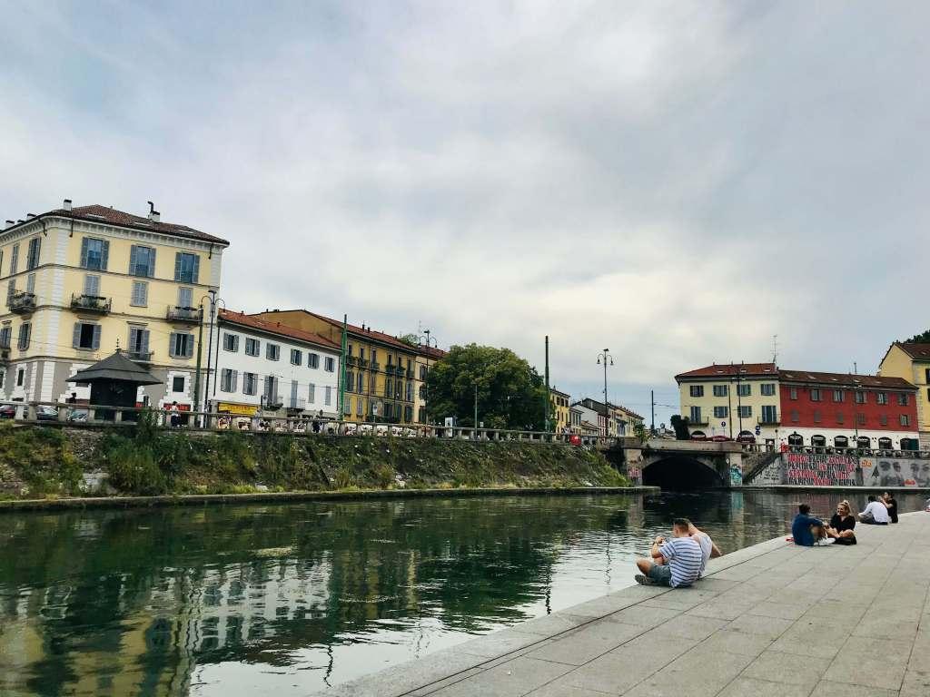 Darsena de Milão