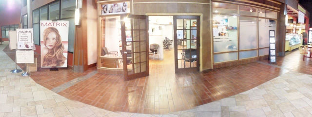 Zanzibar Hair Studio Front Entrance