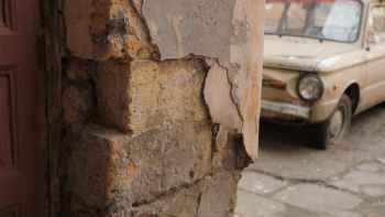 стена ракушечник