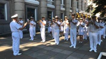 оркестр ВМС