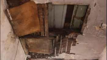 потолок дранка