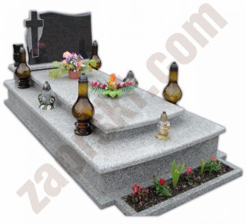 Zaorski - nagrobki grobowce wariant 1