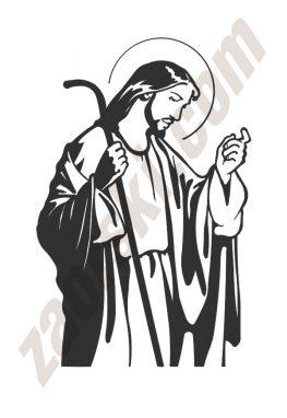 Zaorski - zdobienie krzyżem wariant 32