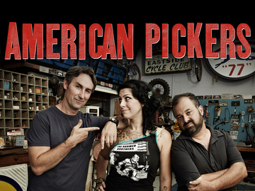 American Pickers - Everything Must Go