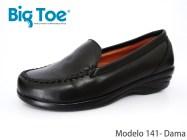 Zapato Big Toe para pie diabético de Dama Modelo 141