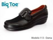 Zapato Big Toe para pie diabético de Dama Modelo 113