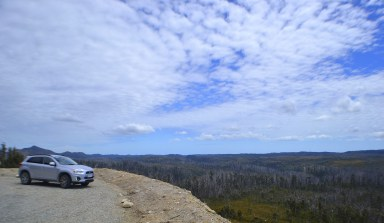Western Explorer Road - Paisaje de belleza infinita