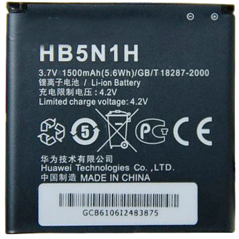 Bateria Huawei Ascend G300 1500mAh