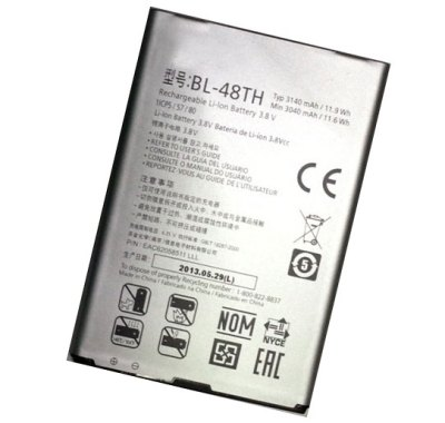 Bateria LG G Pro Lite 3140mAh BL-48TH