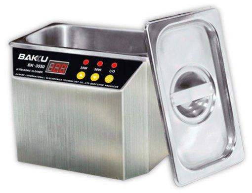 Limpia Metales Ultrasonido 50W BAKU-3550