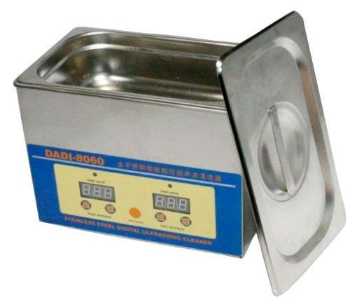 Limpia Metales Ultrasonido Industrial 60W DADI-8060