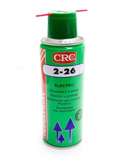 Multiusos Limpiador Equipos Electronicos CRC 2-26 200ml