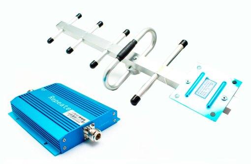 Repetidor-Amplificador Seńal Telefonía Móvil GSM 900 MHz