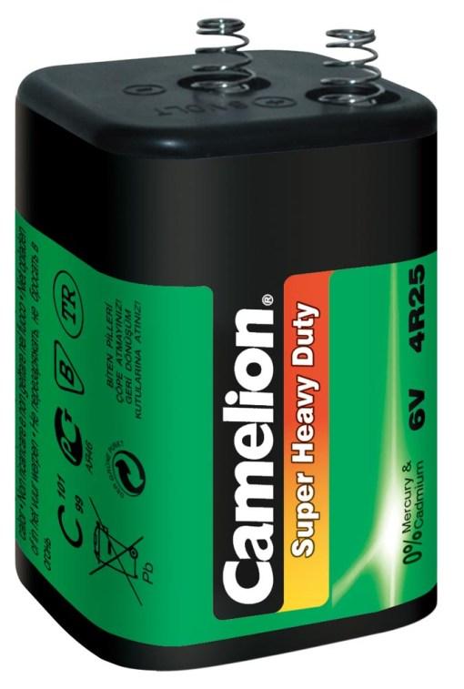 Salina Verde 4R25 6V (1 pcs) Camelion
