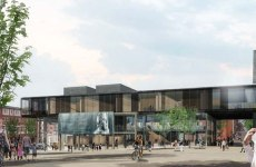 Hamar Kulturhus – «Monumentet»