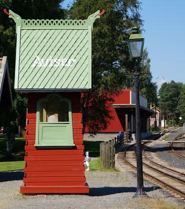 Jernbanemuseet Hamar