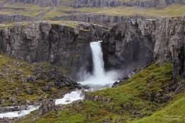Wodospad na Oxi