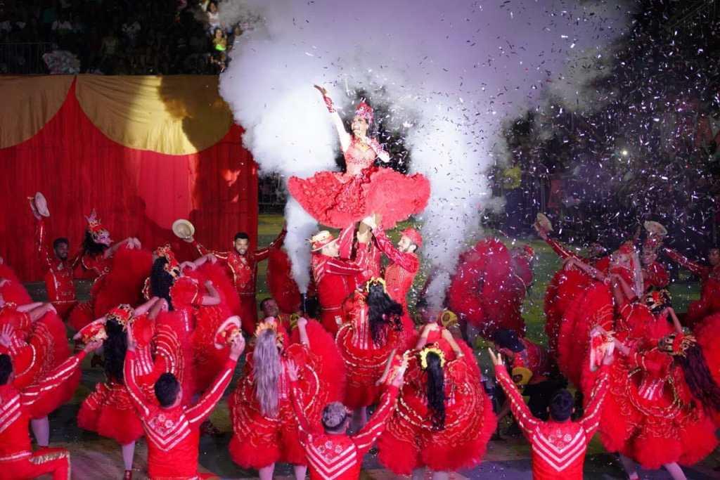 Explode Coração é a campeã do 34º festejo junino de Marabá