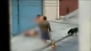 Vídeo: Cansada de apanhar jovem mata ex-namorado a facadas