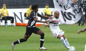 Camp. Brasileiro: São Paulo e Vasco duelam no Morumbi