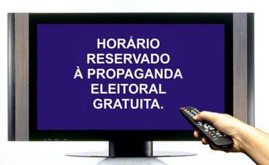 Hoje (12.Nov) encerra propaganda eleitoral no rádio e na TV
