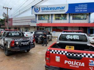 Urgente: Ladrões sequestram pais de funcionário do Santander em Marabá em tentativa de rouba o banco