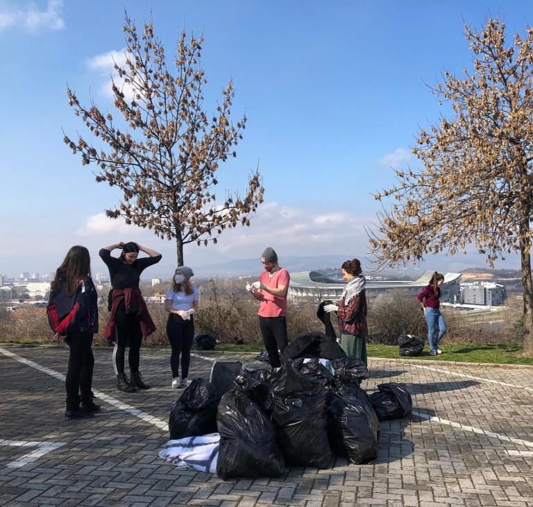 Read more about the article Скопско Ехо: Правиме сè да станеме пример како треба да се грижиме за животната средина